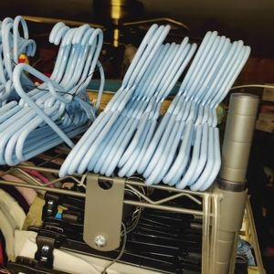 Bundle of 40 children hangers